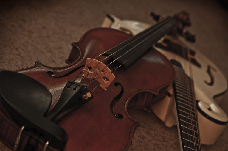Session Work: Fiddle and Mandolin (Starlight Studios)