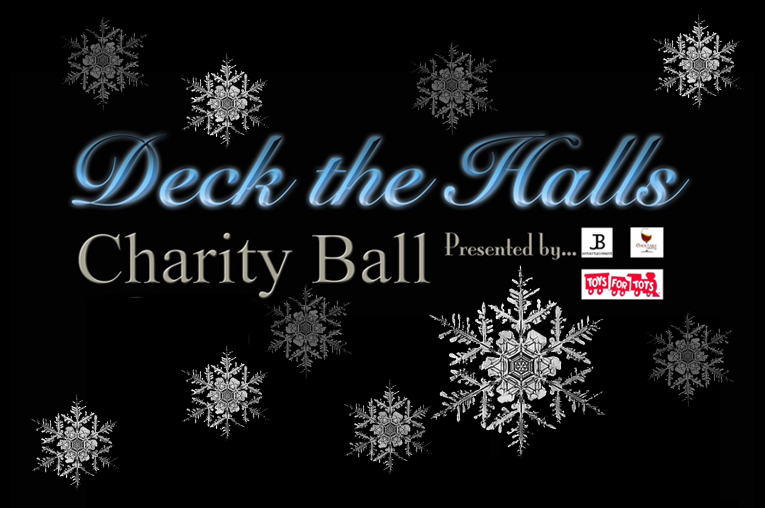 Deck the Halls Charity Ball 2013