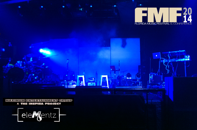 Florida Music Festival 2014: EleMentz @ Firestone Live (Orlando)
