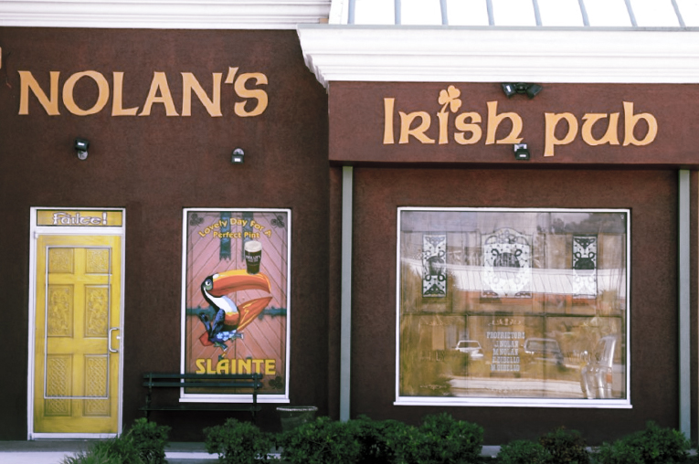 Nolan's Irish Pub: Writer's Night (Cocoa Beach)