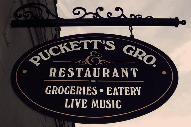 Puckett's (Nashville) 7-2-14