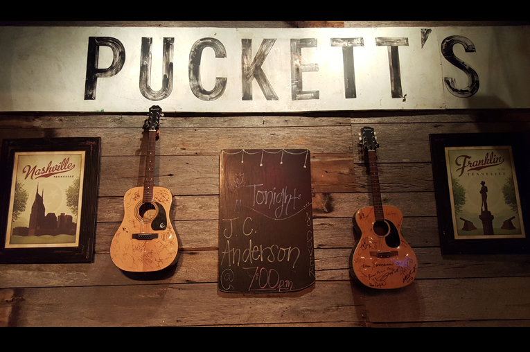 Puckett's (Franklin)